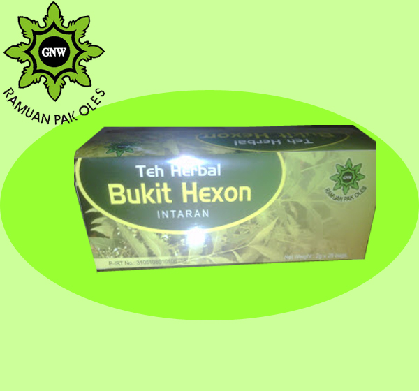 Teh Herbal Bukit Hexon Daun Intaran